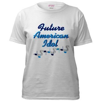 American Idol wallpaper containing a jersey entitled American Idol T-Shirt