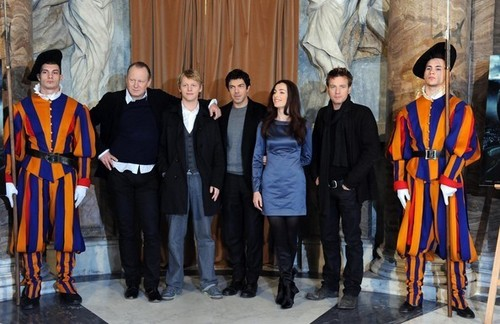 anges & Demons Rome Photocall