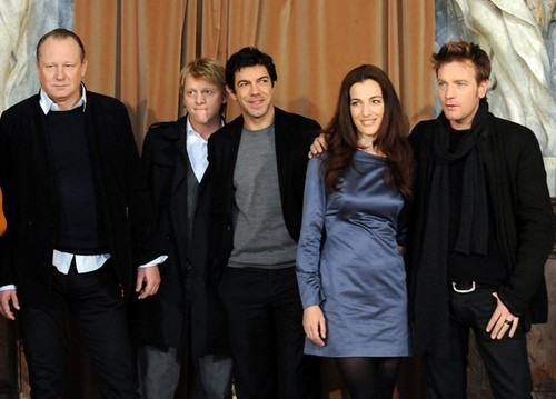 Angels & Demons Rome Photocall