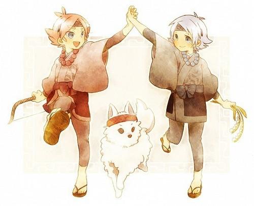 Atsuya e Shirou Fubuki 2
