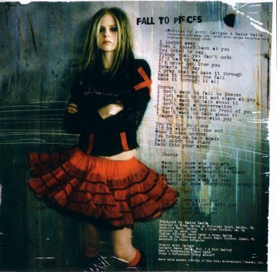 Avril UMS foto scans
