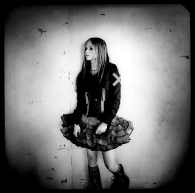 Avril UMS photoshoot
