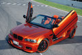 BMW M3 CABRIO KOMPRESSOR TUNING - bmw photo