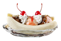 Banana Split - dessert photo