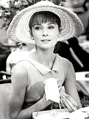 Beautiful Audrey Hepburn