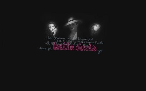 Bette Davis wallpaper