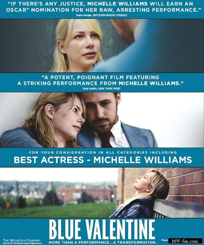 Blue Valentine Promotional