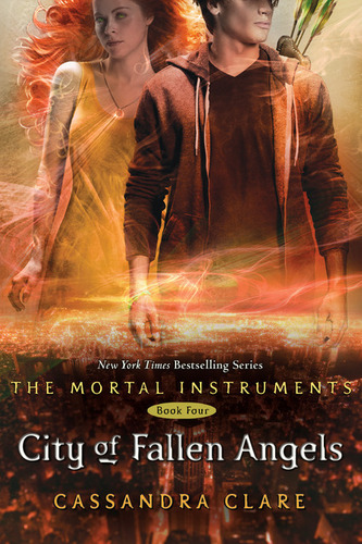 CITY OF FALLEN ANGELS COVER!!!
