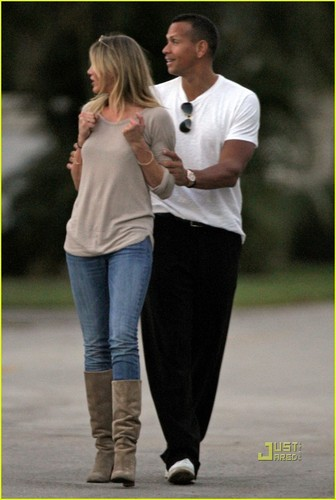 Cameron Diaz & Alex Rodriguez: All Loved Up in Miami!