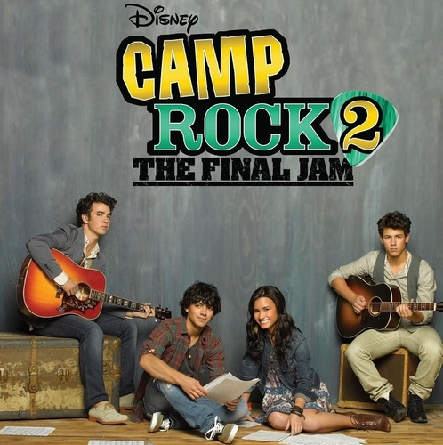 Demi Lovato & Taylor Swift images Camp Rock 2: The Final Jam [FanMade Album Cover] HD wallpaper and background photos
