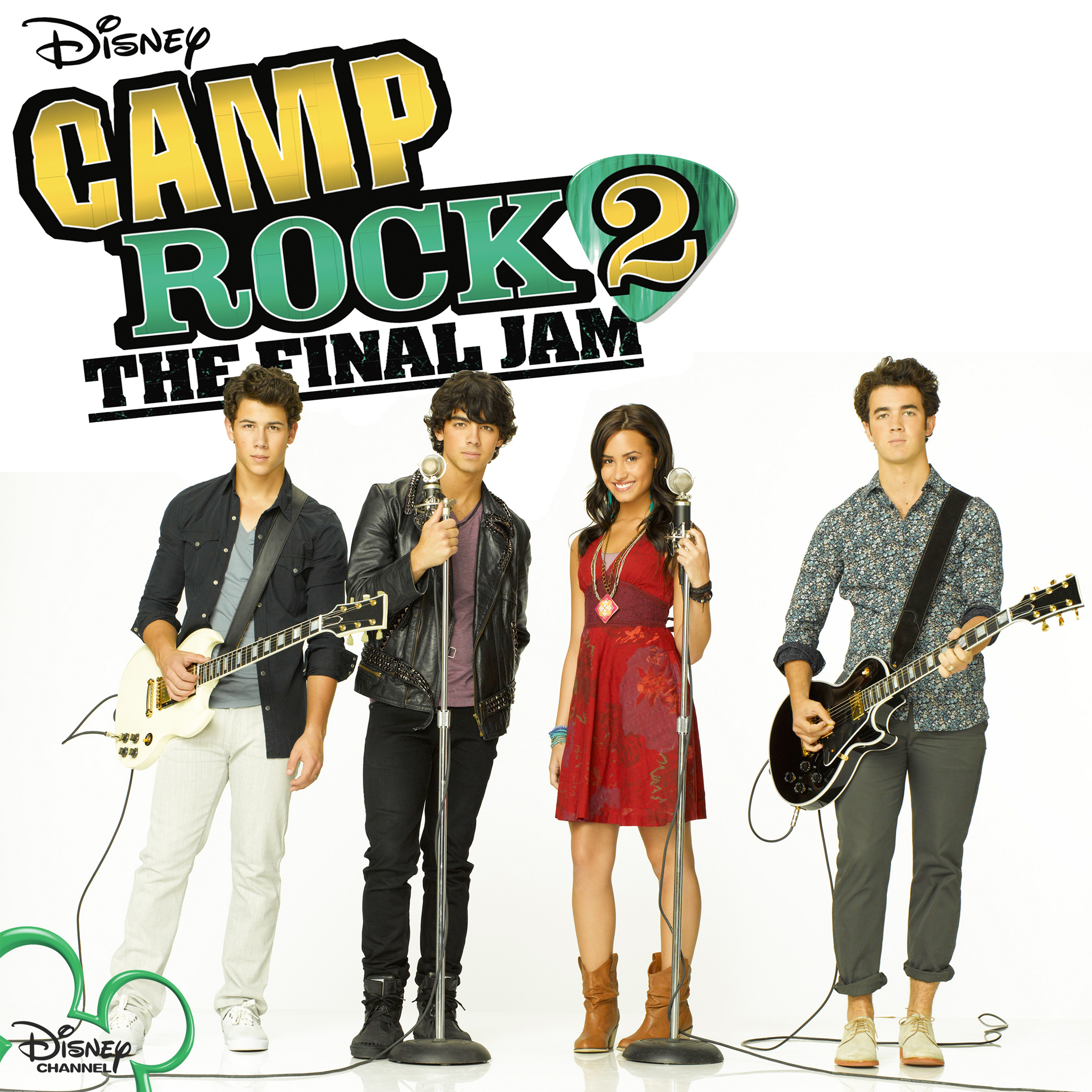 Demi Lovato & Taylor Swift images Camp Rock 2: The Final Jam [FanMade Album Cover] HD wallpaper ...