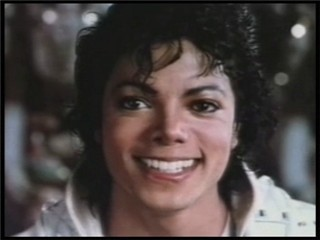 Captain Eo achtergrond containing a portrait entitled Captain Eo