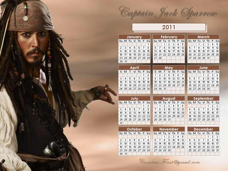 johnny depp 2011 pictures. Captain Jack Sparrow - 2011