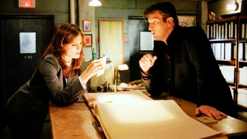 城 & Beckett <3
