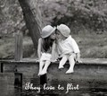 Children's kiss <3