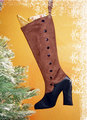 Christmas Stocking - steampunk photo