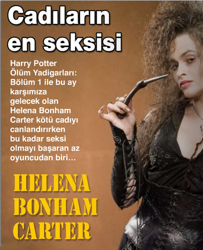 Cine Magazine December 2010(Turkey)