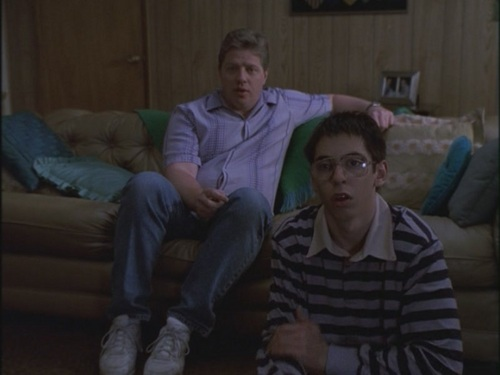 Freaks And Geeks Living Room
