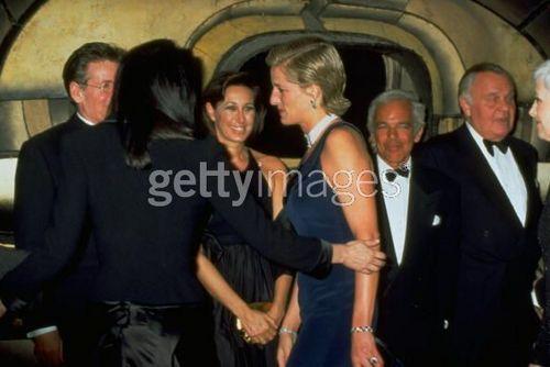 Diana In New York