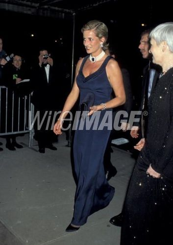 Diana In New York