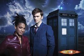 Doctor Who and Martha