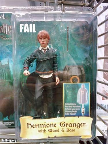 Doll fail