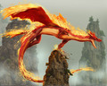 Dragon in fire!!!!!!!!!!!!!!!!