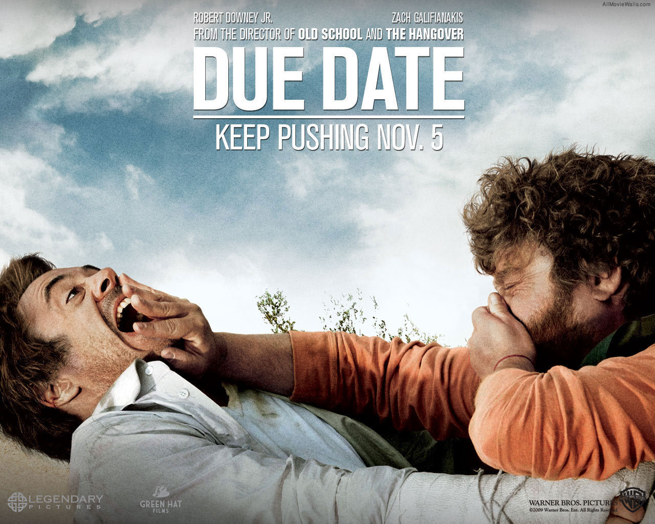 dating forum due date movie
