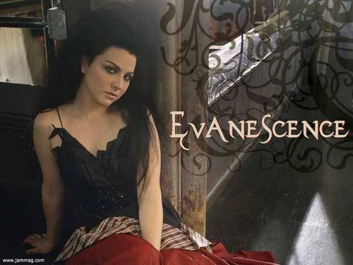 Evanescence mga wolpeyper