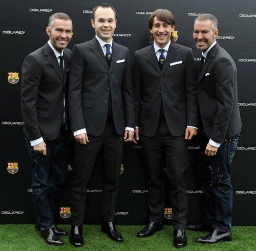 FC Barcelona & DSquared2