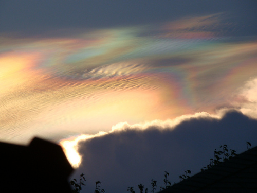 Fire rainbow - rainbows Photo