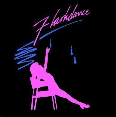 Flashdance wallpaper possibly with a sign and a street entitled Flashdance
