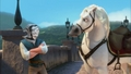Flynn and Maximus - flynn-rider photo
