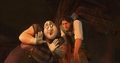 Flynn and the mime - flynn-rider photo