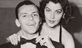 Frank Sinatra and Ava Gardner, shortly after their wedding - frank-sinatra photo
