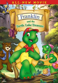 Franklin and the 터틀, 거북 Lake Treasure