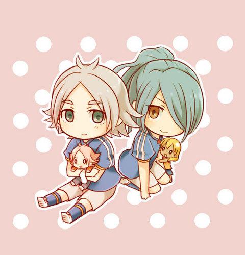 Fubuki e Kazemaru 2