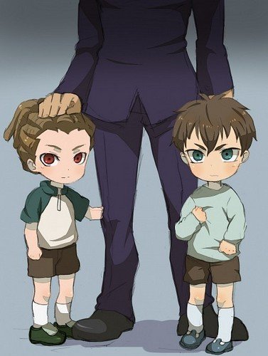 Fudou e Kido 1