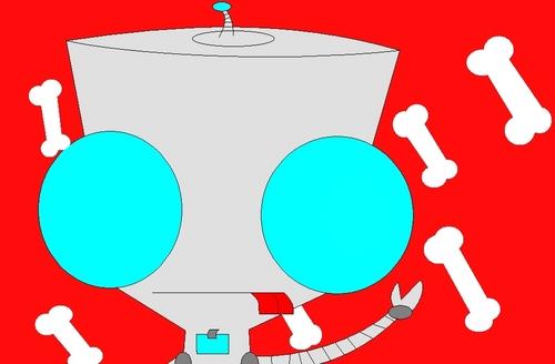 G.I.R robot