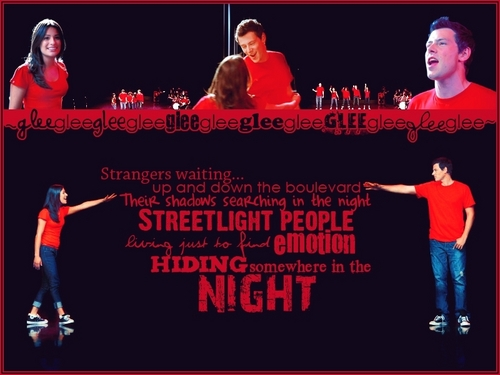 Glee Season One--Don't Stop Believin'