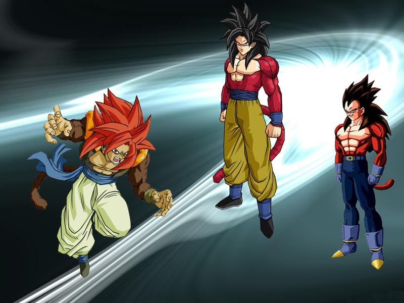 gogeta wallpaper. Gogeta - Goku Wallpaper