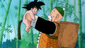 Gohan finds Goku - goku screencap