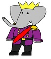 Crown Prince Alexander - babar-the-elephant fan art