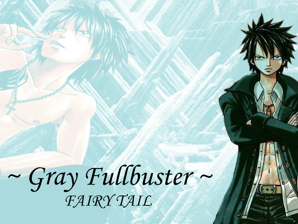 gray fairy tail phone wallpaper - photo #7