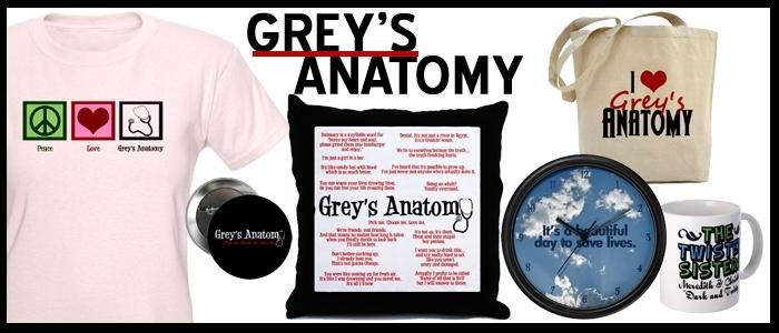 Grey's Anatomy 샵