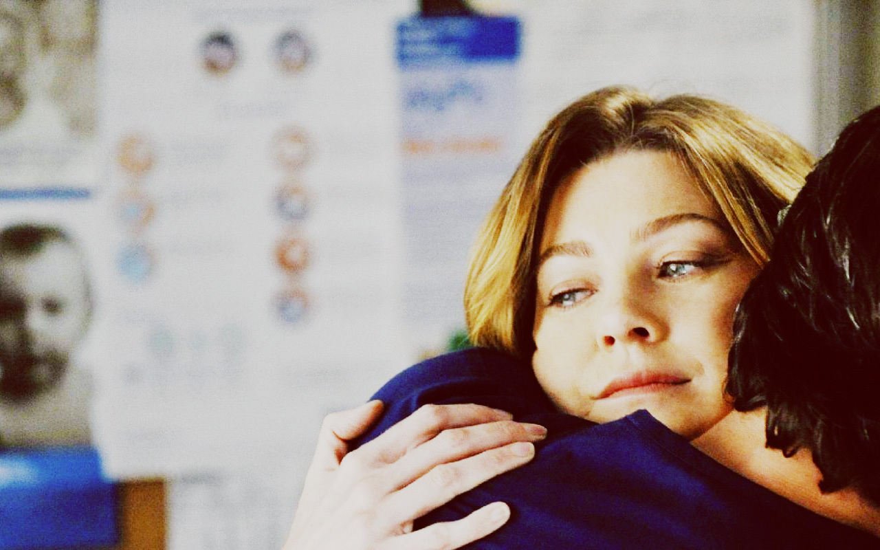 Grey's Anatomy Meredith and Derek
