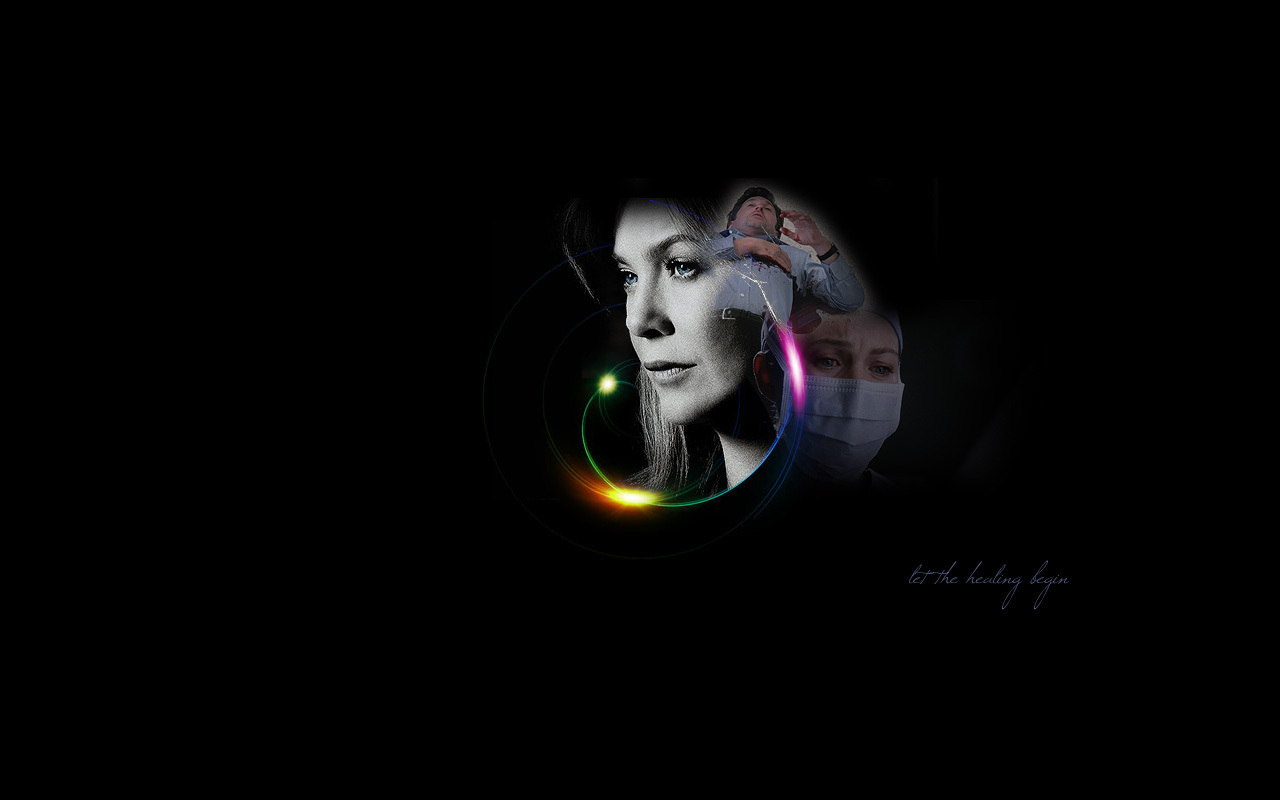 grey 39 s anatomy meredith derek wallpaper 17643549