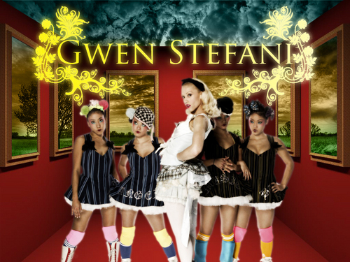 Gwen Stefani wallpaper called Gwen Stefani Wallpaper by tasteink