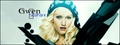Gwen Stefani banner by KimuraRJ - gwen-stefani fan art