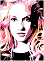Gwen Stefani by Annart - gwen-stefani fan art
